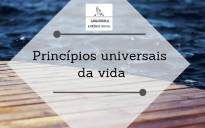 Princípios universais da vida