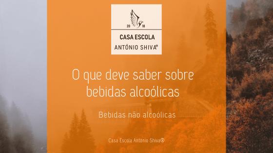 O que deve saber sobre bebidas alcoólicas e o alcoolismo