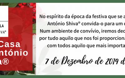 Dia na Casa Escola António Shiva®