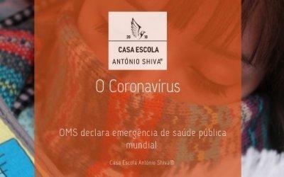 O Coronavírus